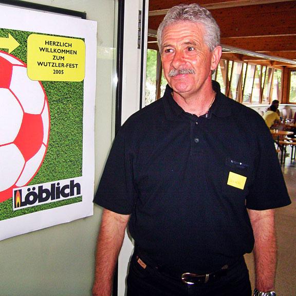 Ein Serviceprofi und langjähriger Coach mit Erfahrung: LÖBLICH Kundendienstleiter Werner Komarek
