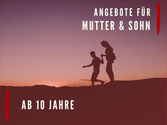 Urlaub Mutter Sohn, Wie tickt mein Sohn, Alleinerziehend mit Sohn Alleinerziehend mit Kind