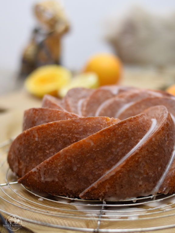 Orangen-Zitronenkuchen