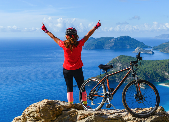 Bike Guadeloupe, Karibische Inseln, Karibik