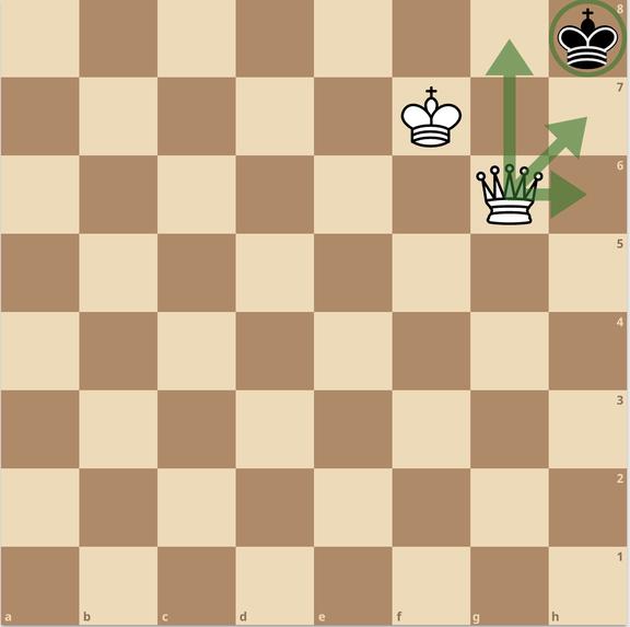 練馬チェス教室 ステイルメイト 変則ルール 引き分け
