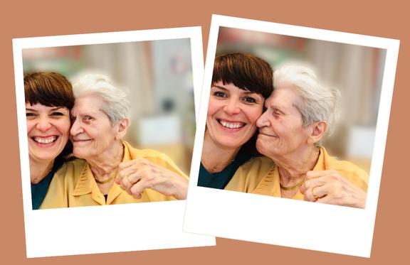Les 90 ans de ma Nonna, en 2019