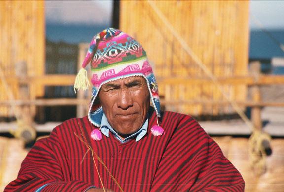 Besuch der Sonneninsel auf dem Titicacasee mit BOLIVIENline