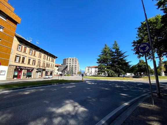 Immagine Piazzale Chiavris