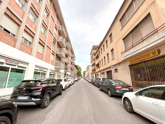 Immagine esterno palazzina  bicamere Via Pordenone int.