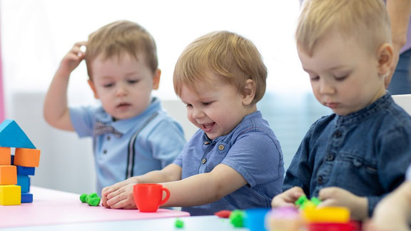Die offene Kinderbetreuung in den Räumen des Kinderschutzbund Amberg-Sulzbach am Mühlhof 3. Anmeldung ist nicht erforderlich!