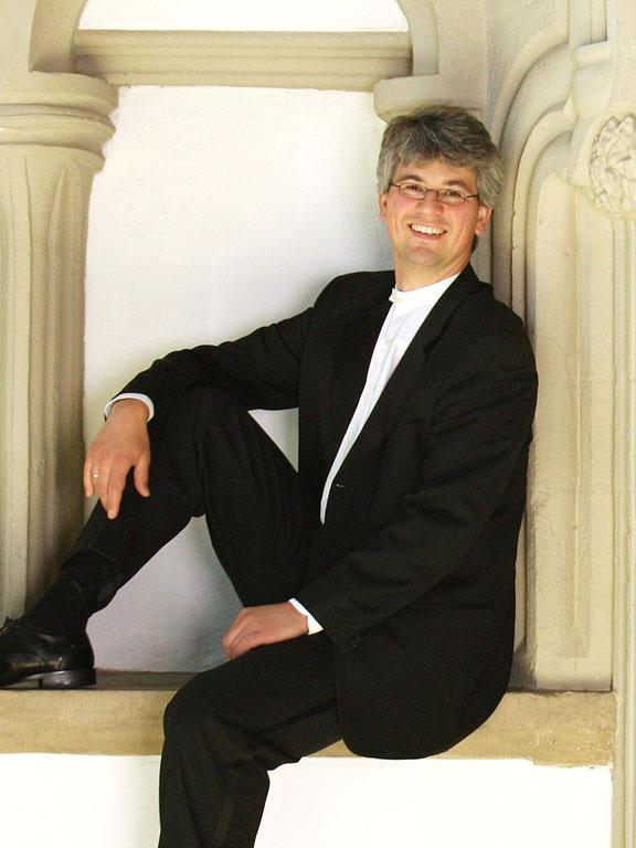 Volker Jänig, Cembalo und Orgel