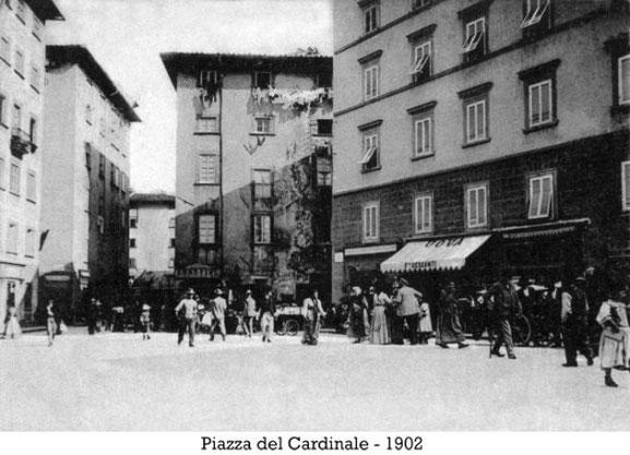 PIAZZA DEL CARDINALE
