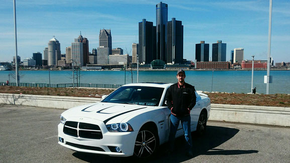 Gaudi Egger Dodge Charger Windsor ON Kanada Detroit MI USA