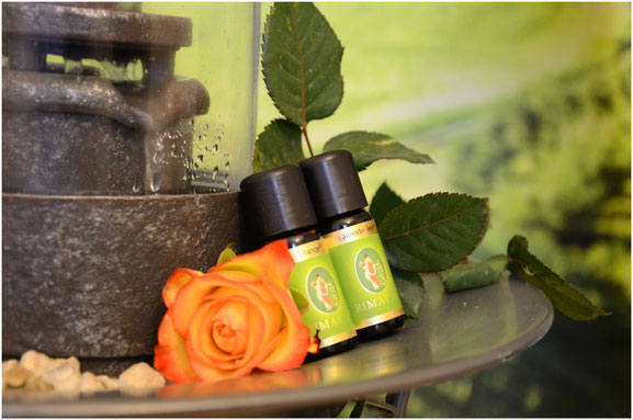 Ätherische Öle, Lavendel, Pfefferminz, Ausgeglichenheit, Haut, Duft, Wohlbefinden