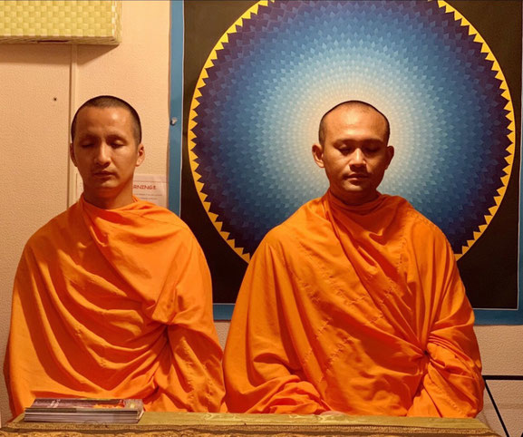 タイ古式マッサージアンチ―では、瞑想やリラックスできるサービスを行っています。