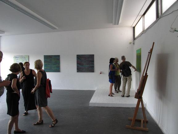 Ausstellungsansicht Peng