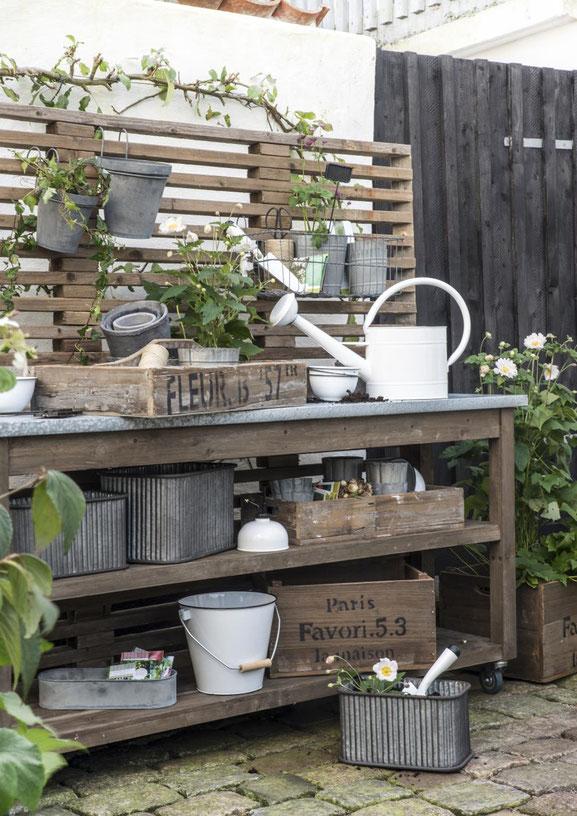 arrosoir zinc