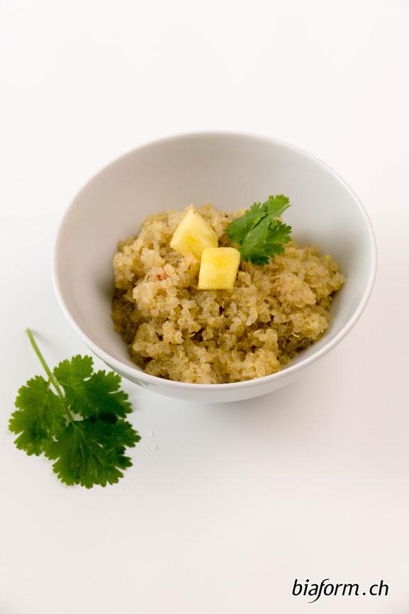 Quinoa, Foodblogger