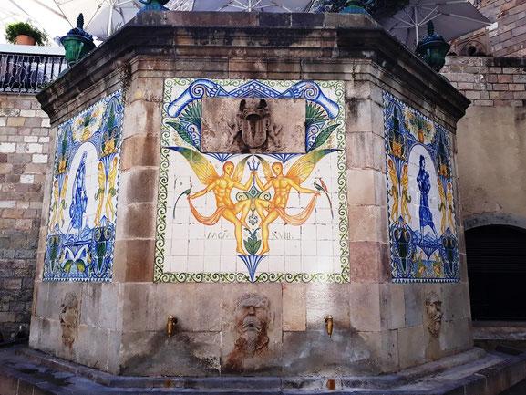 Экскурсии с русским гидом по историческому центру Барселоны