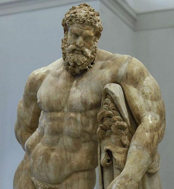 Геракл - основатель Барселоны