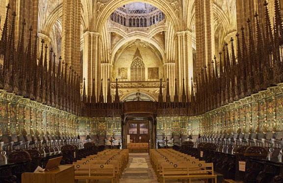Секреты кафедрального собора Барселоны