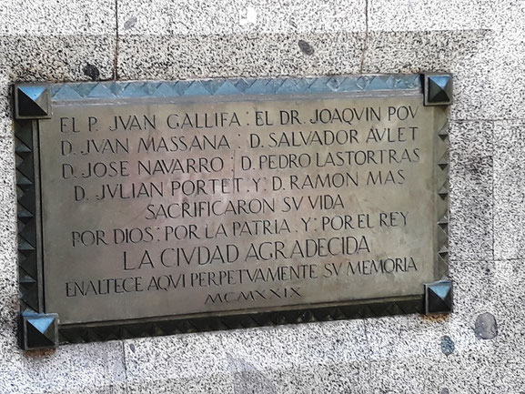 Памятники и скульптуры Барселоны. Пешеходные экскурсии по историческому центру Барселоны