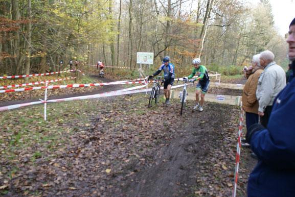 Laufpassage beim #Stevens #Cyclocross Cup in Neumünster