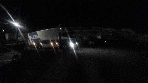 大金運輸 トラック