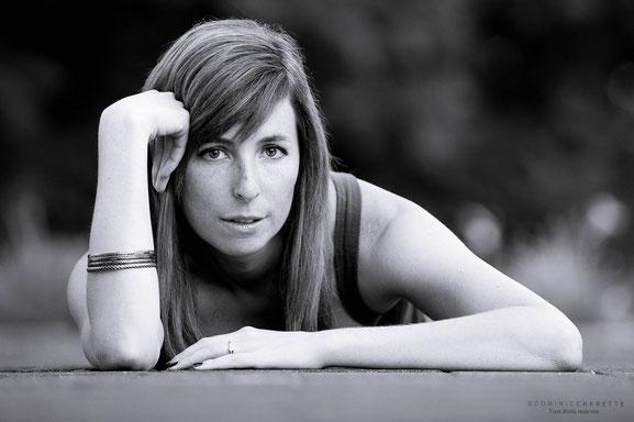 La créatrice Josiane Bérubé (photo par Dominic Charette)