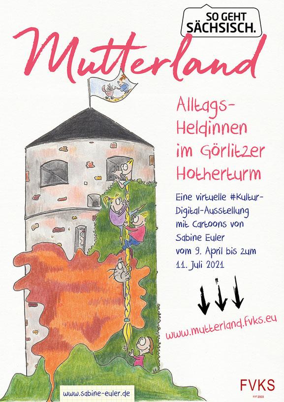 Plakatgestaltung: Ute Kirst, designbüro Lauterbach