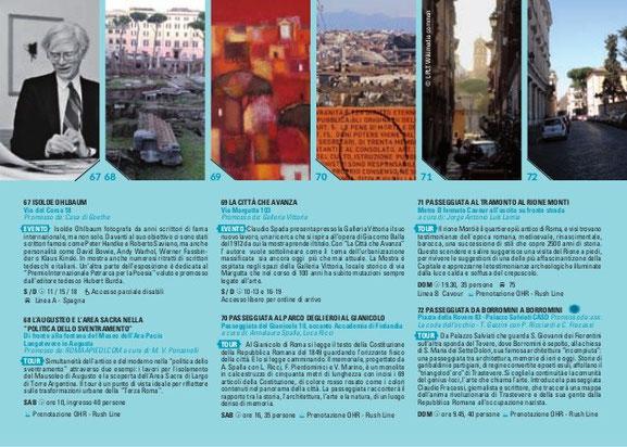 Pagina del programma OHR2014