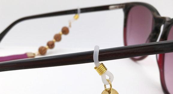 verstellbare Schlaufe Brillenband Mojichi