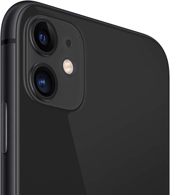 das neue iPhone 11, Rückseite
