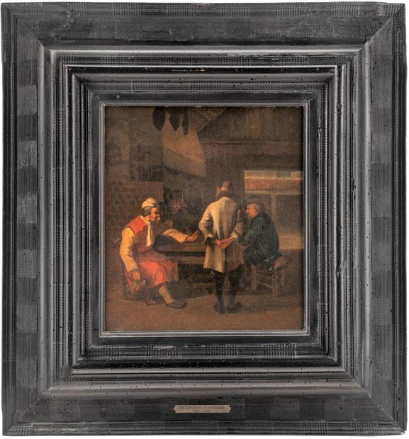 te_koop_aangeboden_een_kunstwerk_van_de_haarlemse_kunstschilder_job_adriaenszoon_berckheyde_1630-1693_gouden_eeuw
