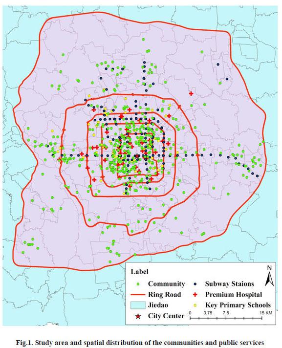 60 V Budem A Vector Based Beijing Urban Development Model