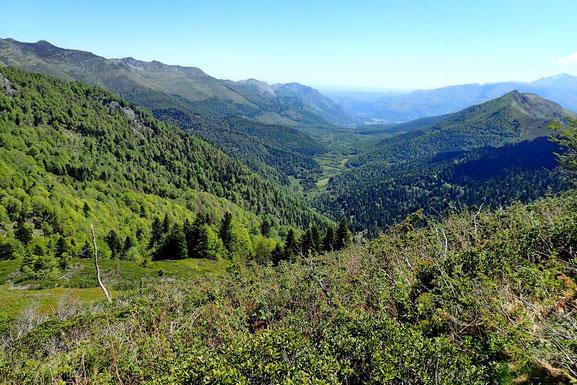 Le Val du Bergons.