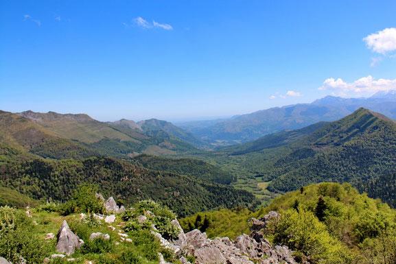 Toujours le Val du Bergons.