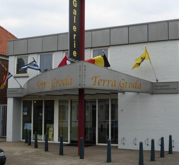 Galerie en beeldentuin Terra Groda Graauw Zeeuws-Vlaanderen Zeeland