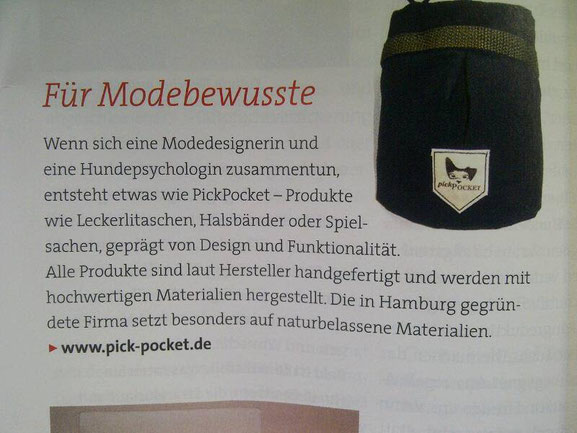 "Pick-Pocket in ""Der Hund"""