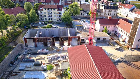 Neubau Feuerwehr Bad Freienwalde