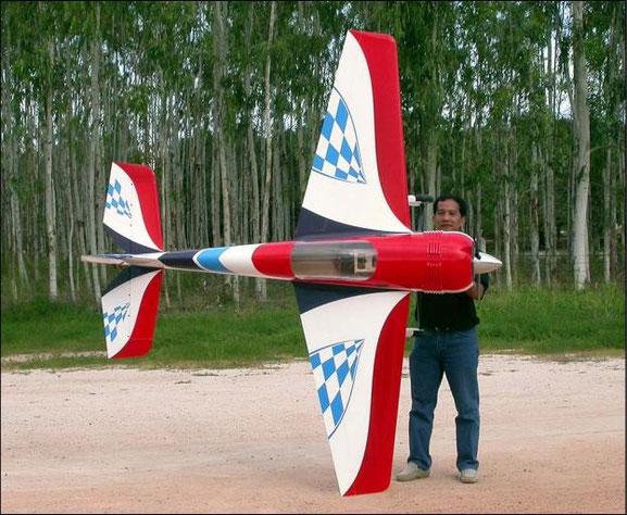 CARF Model's製100ccYAK55sp