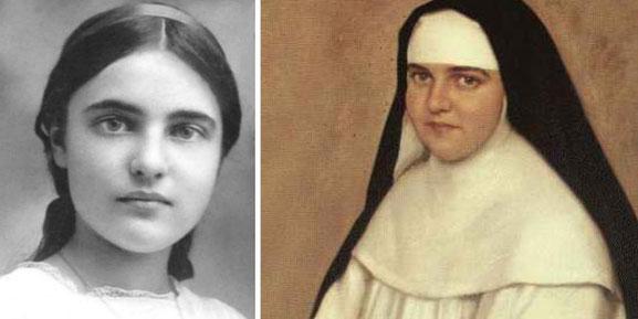 Yvonne Beauvais, connue comme Mère Yvonne-Aimée, son nom de religieuse Augustine.