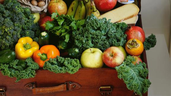 gesundes Essen zum abnehmen