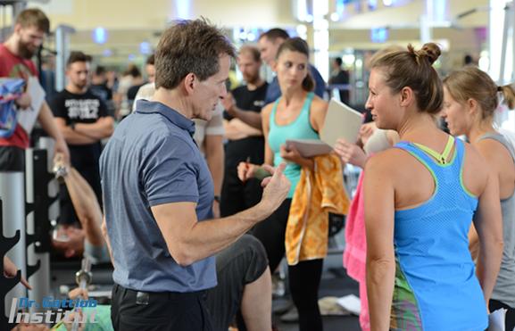 Differenzierte Trainingsplanung Lehrgang Dr. Gottlob Institut für Personal Trainer, Physiotherapeuten, Fitnesstrainer, Leistungssportler usw.