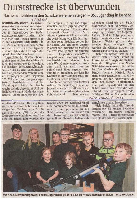 Quelle: Stader Tageblatt vom 07.03.2016