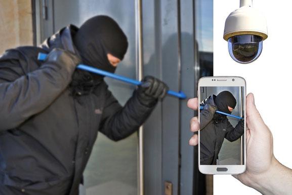 Sicherheitstechnik Einbruchmeldeanlagen