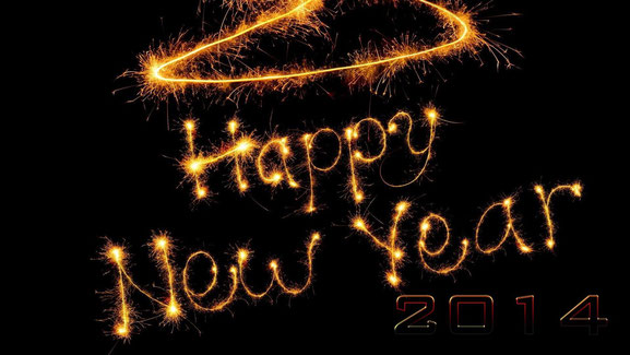 Ein frohes neues Jahr 2014! - Roland Koch - Schauspieler