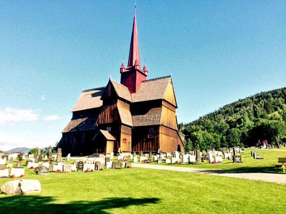 Die Ringebu-Kirche