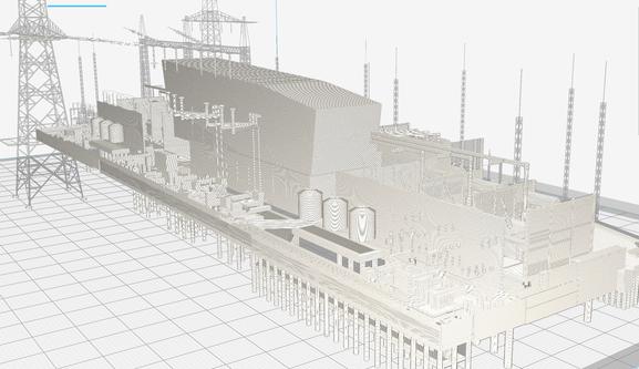3D-Druck Bim-Modell