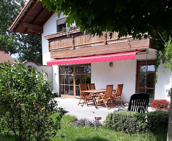 Einfamilienhaus in Reichertsheim