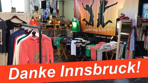 freudensprung beim Kunst- und Designmarkt in Innsbruck: 11. und 12. März 2017