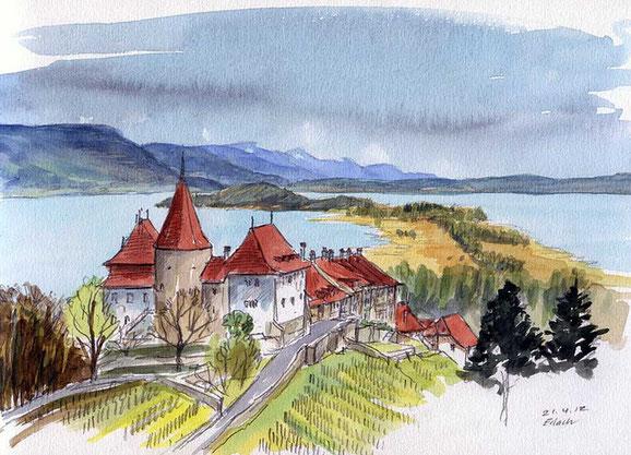 SketchCrawl in Erlach, für alle unsere Resultate bittte Bild anklicken