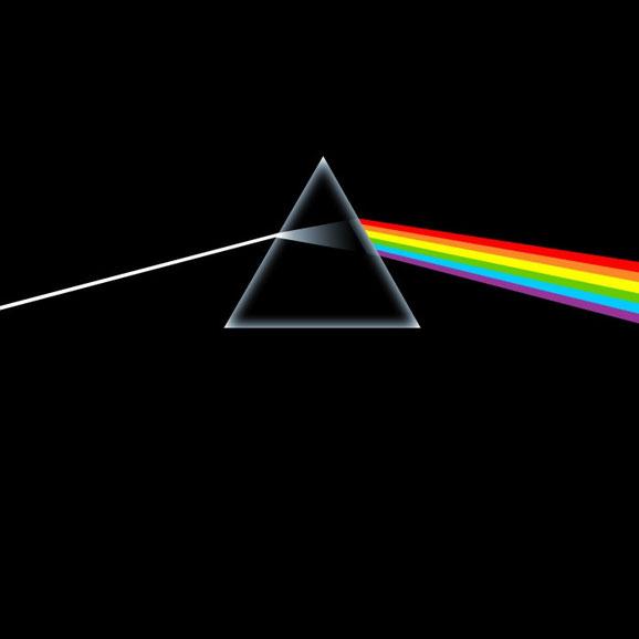 ピンク・フロイド『The Dark Side of the Moon』(1973年)