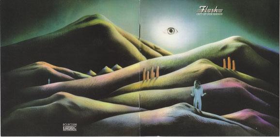 フラッシュ『死霊の国 Out of Our Hands』(1973年)